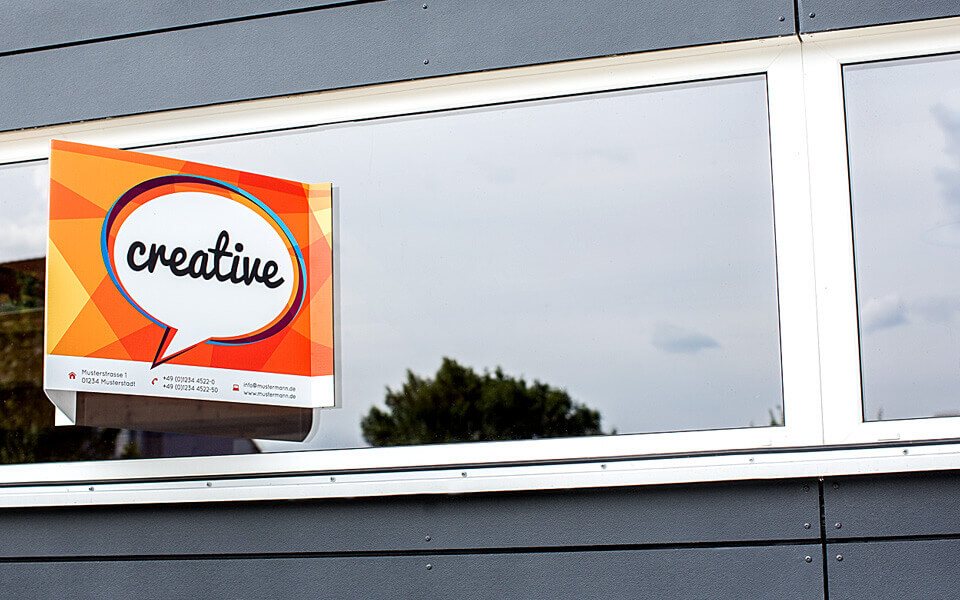 faltschilder f r makler g nstig drucken versandkostenfrei digitaldruck fabrik. Black Bedroom Furniture Sets. Home Design Ideas