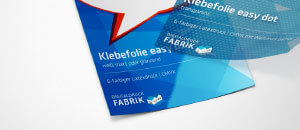 Klebefolie easy dot